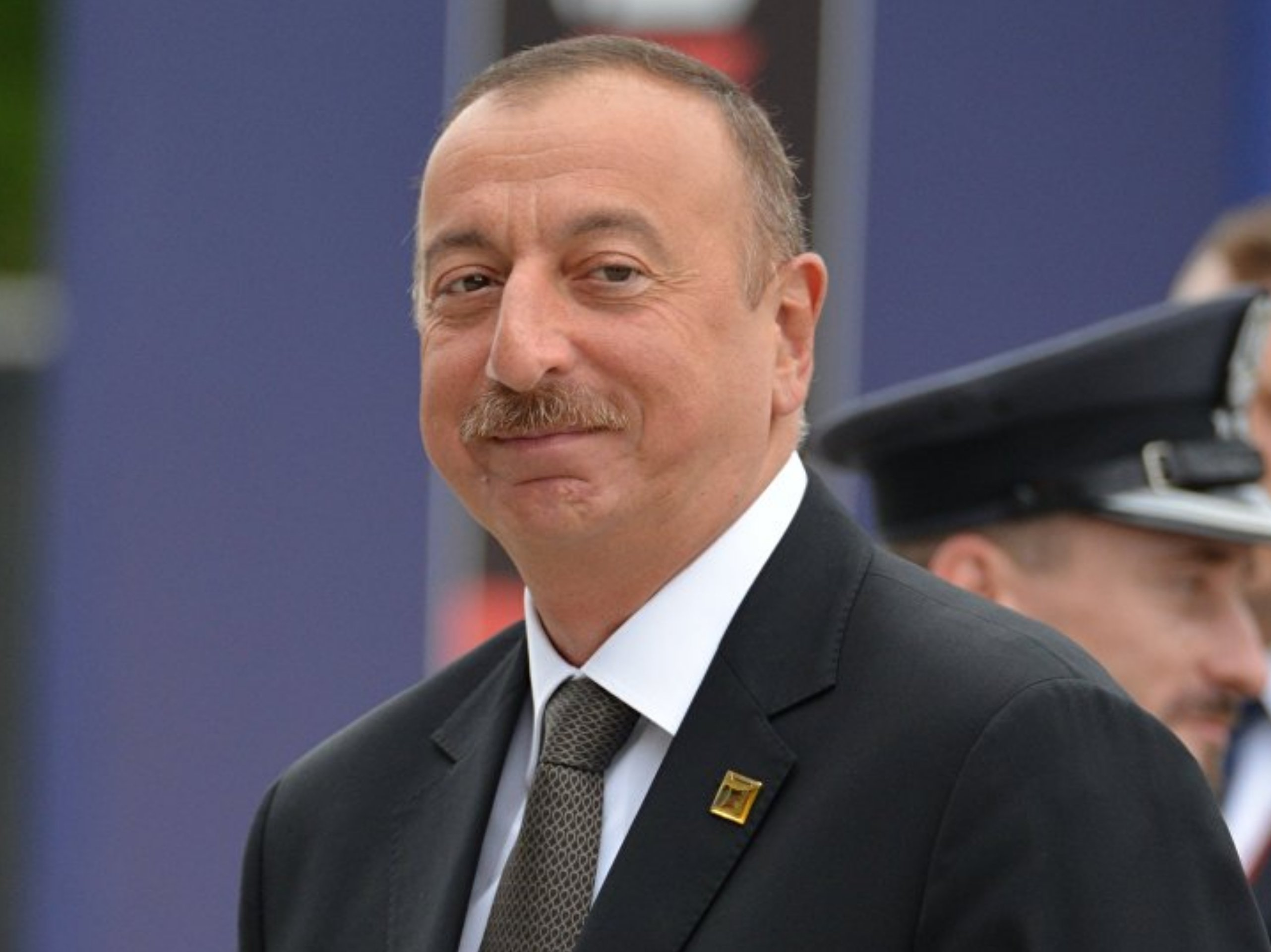 President of Azerbaijan celebrates his birthday