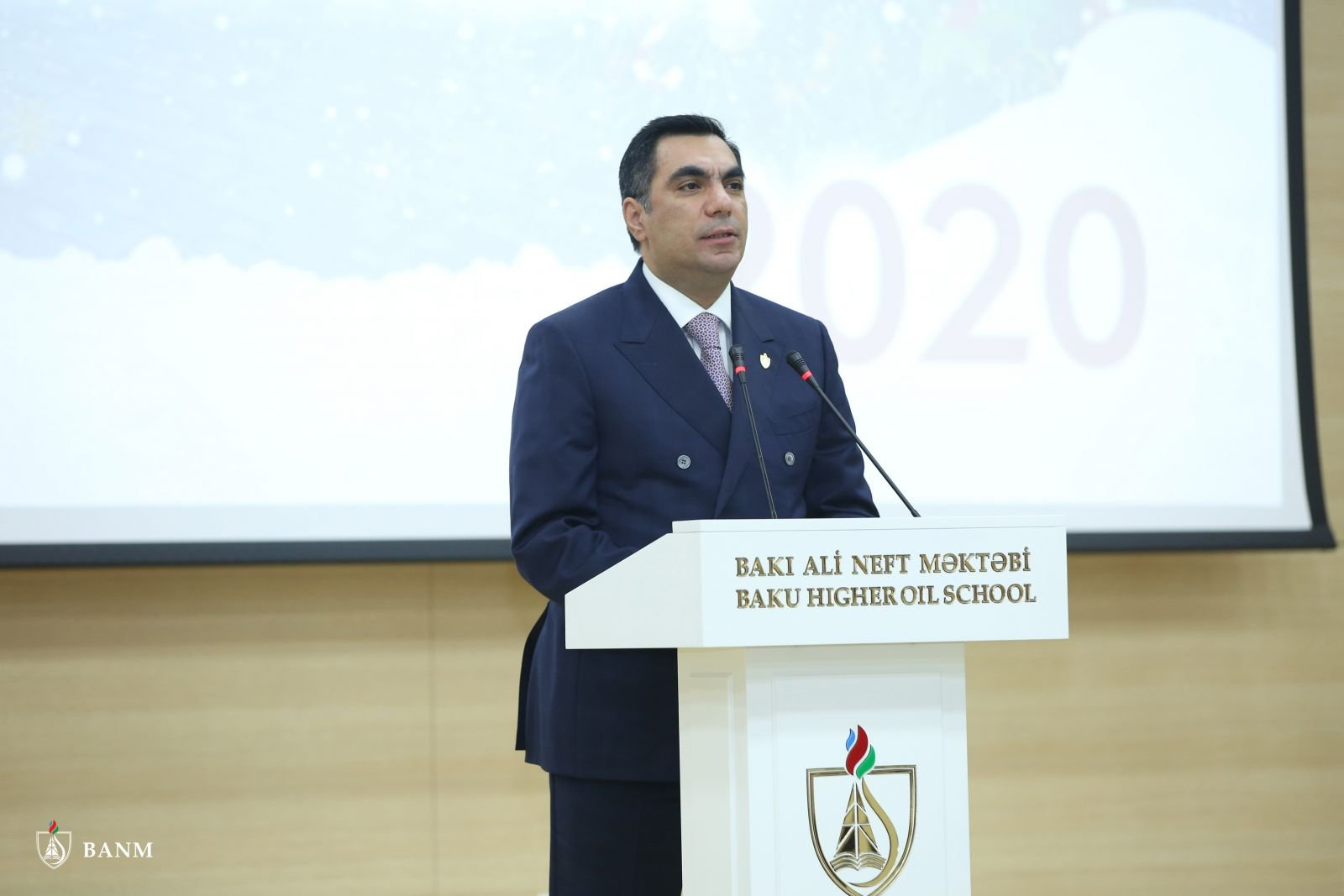 Baku Higher Oil School marks Day of Solidarity of World Azerbaijanis