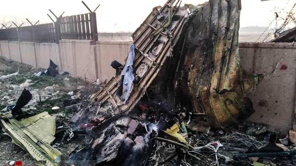 Reason for Iran plane crash revealed