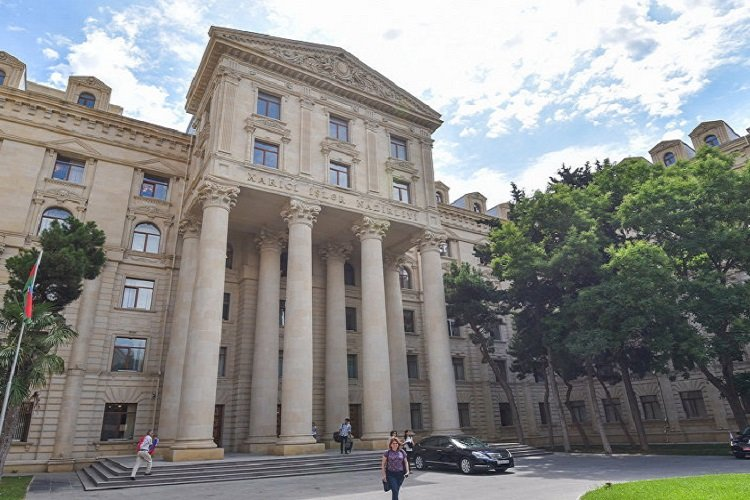 Statement of the Ministry of Foreign Affairs of the Republic of Azerbaijan
