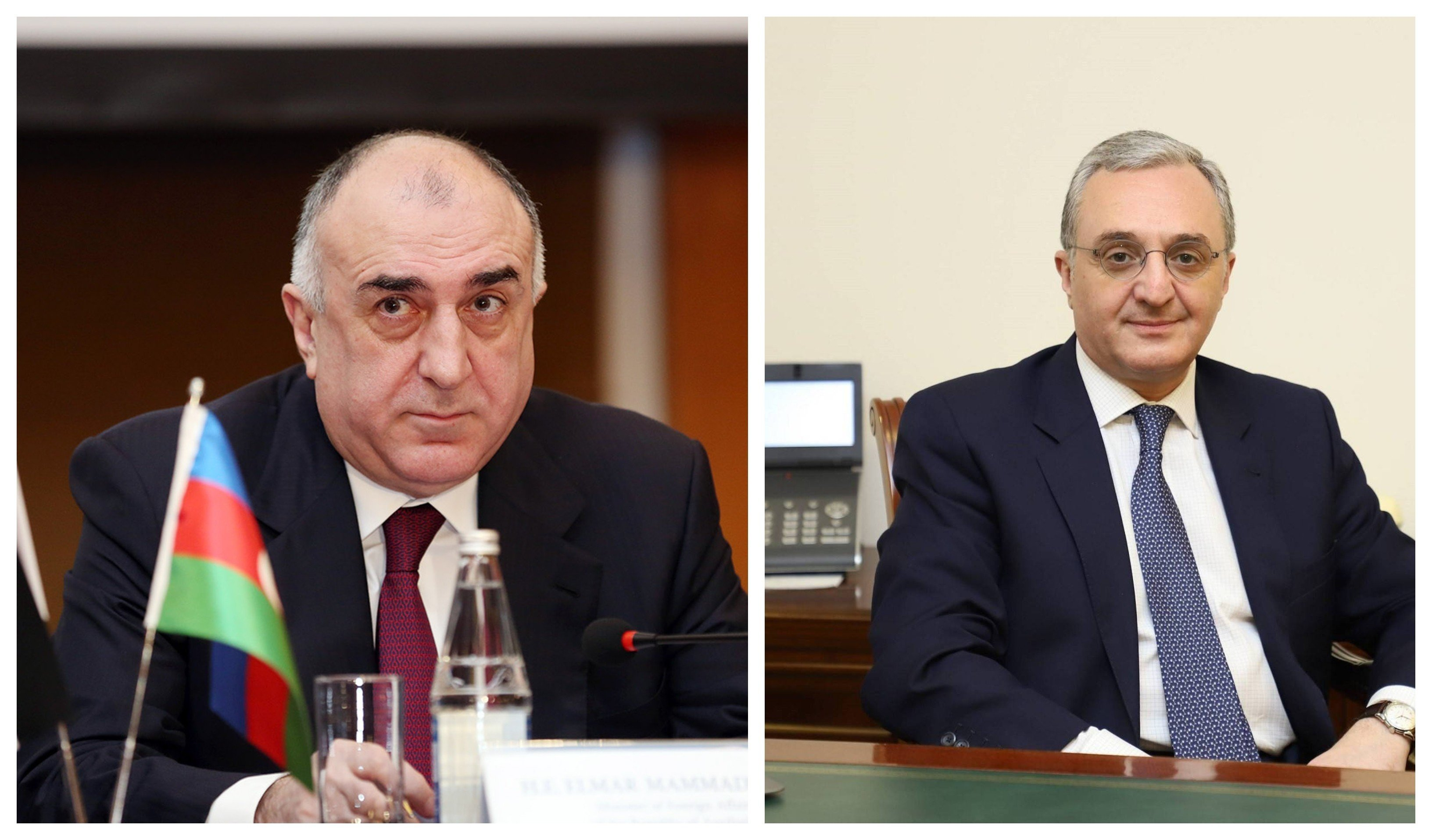 Azerbaijani, Armenian Foreign Ministers to discuss Karabakh conflict in Geneva