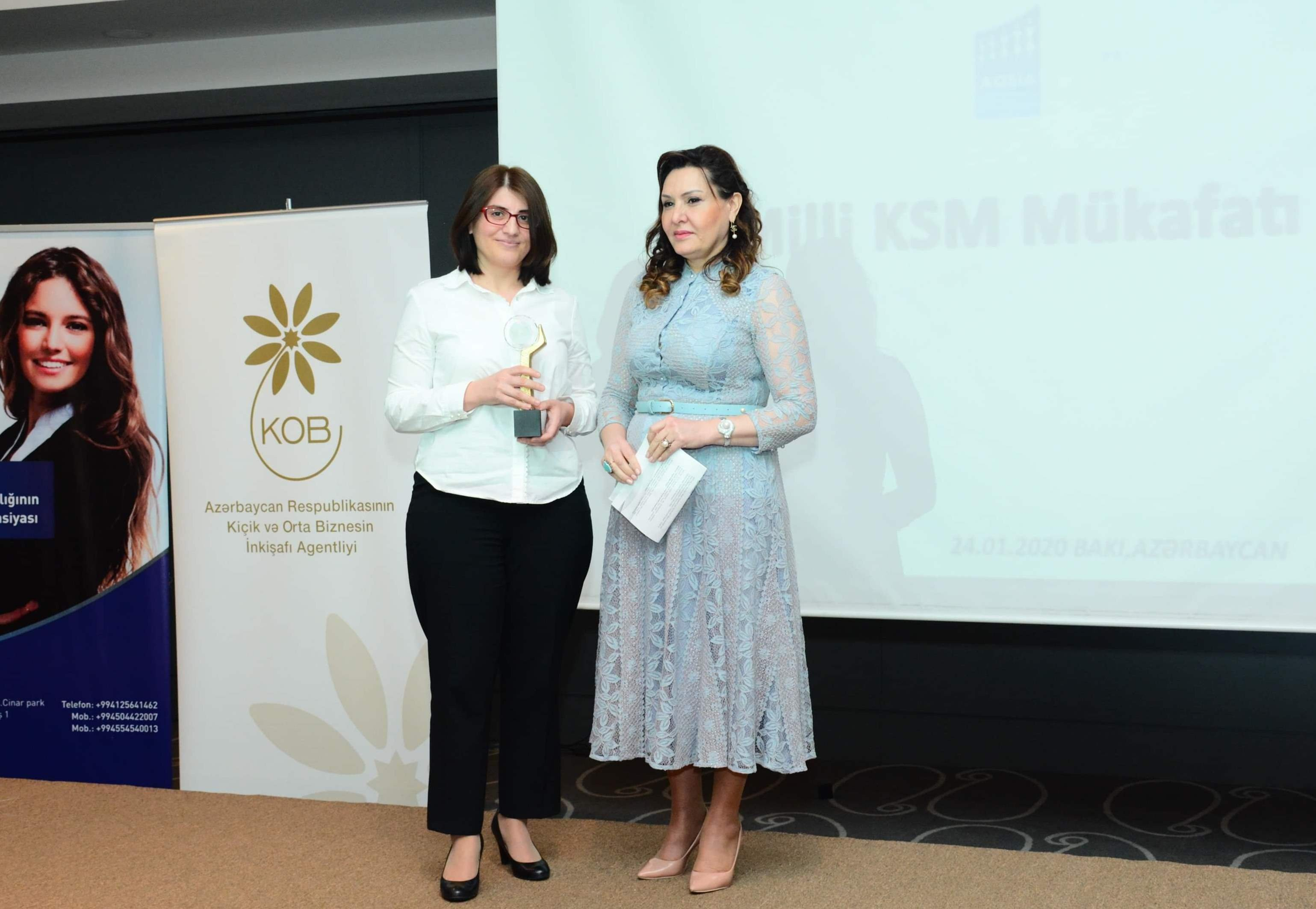Bakcell yet again receives the National CSR Award
