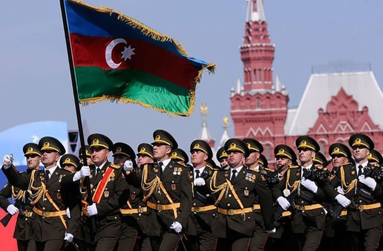 Azerbaijani servicemen to join military parade in Moscow