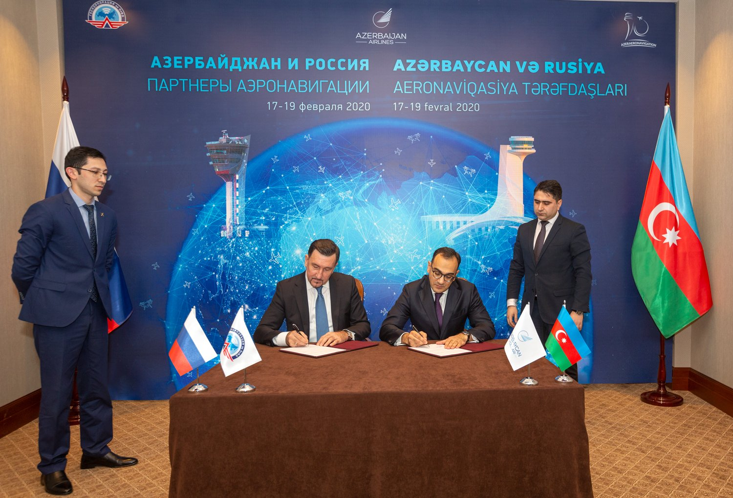 Azerbaijan and Russia to strengthen cooperation in ensuring flight safety