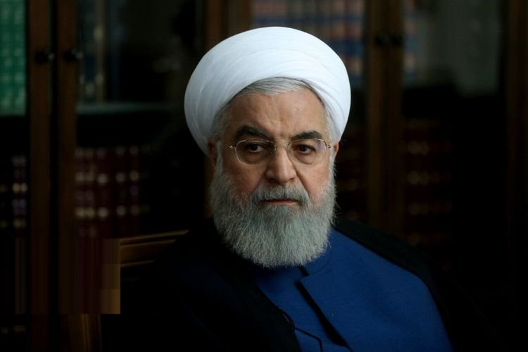 "Rouhani: ""Number of patients, deaths decreasing"""