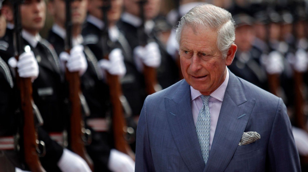 Prince Charles confirmed as having coronavirus