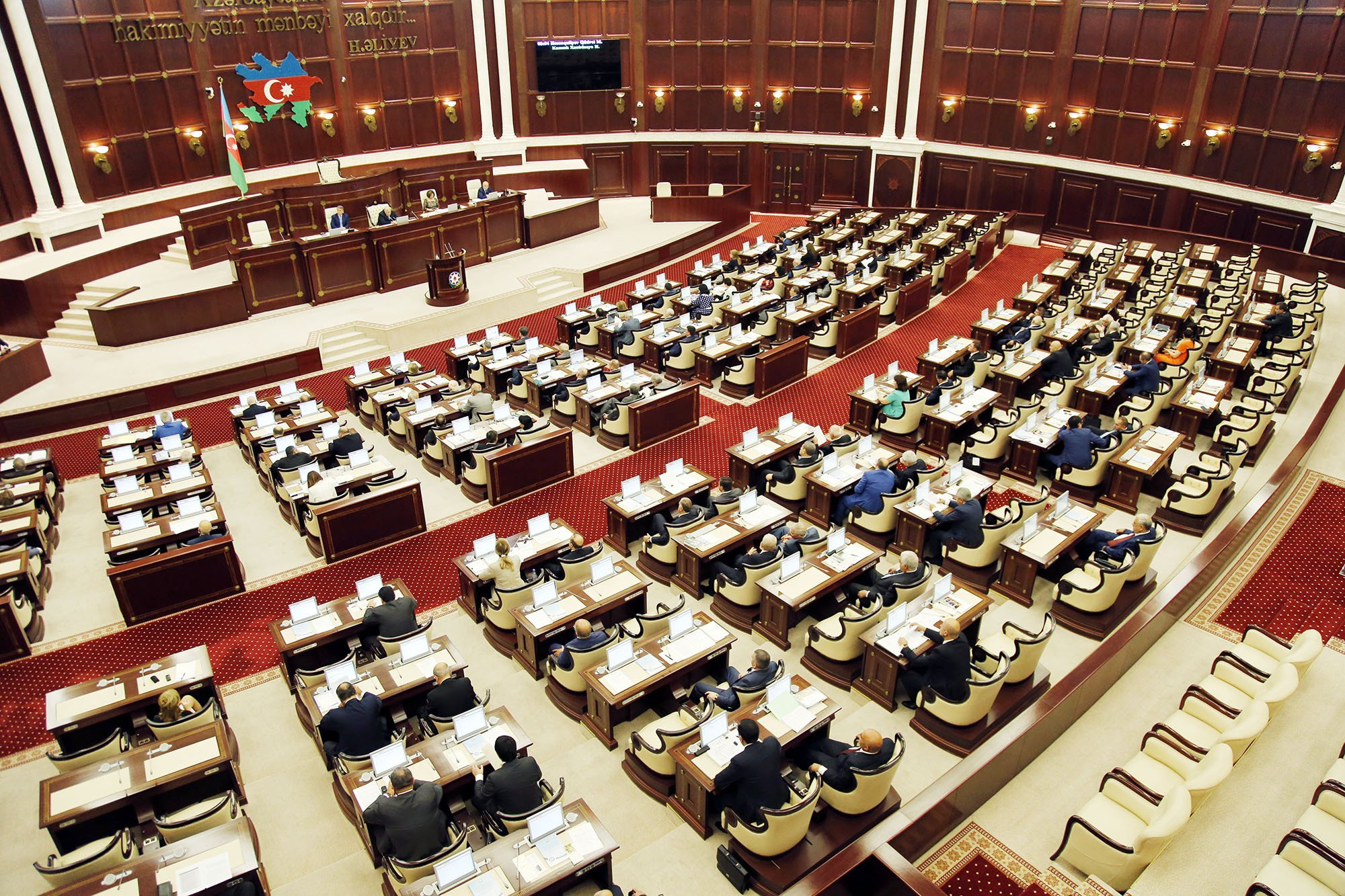 Deputies over 65 to not attend parliament's plenary session