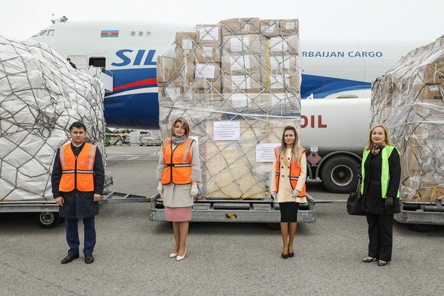 China sends medical aid to Azerbaijan
