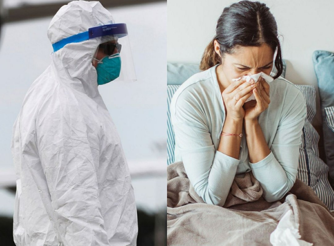 Researchers compare COVID-19 and flu death rates