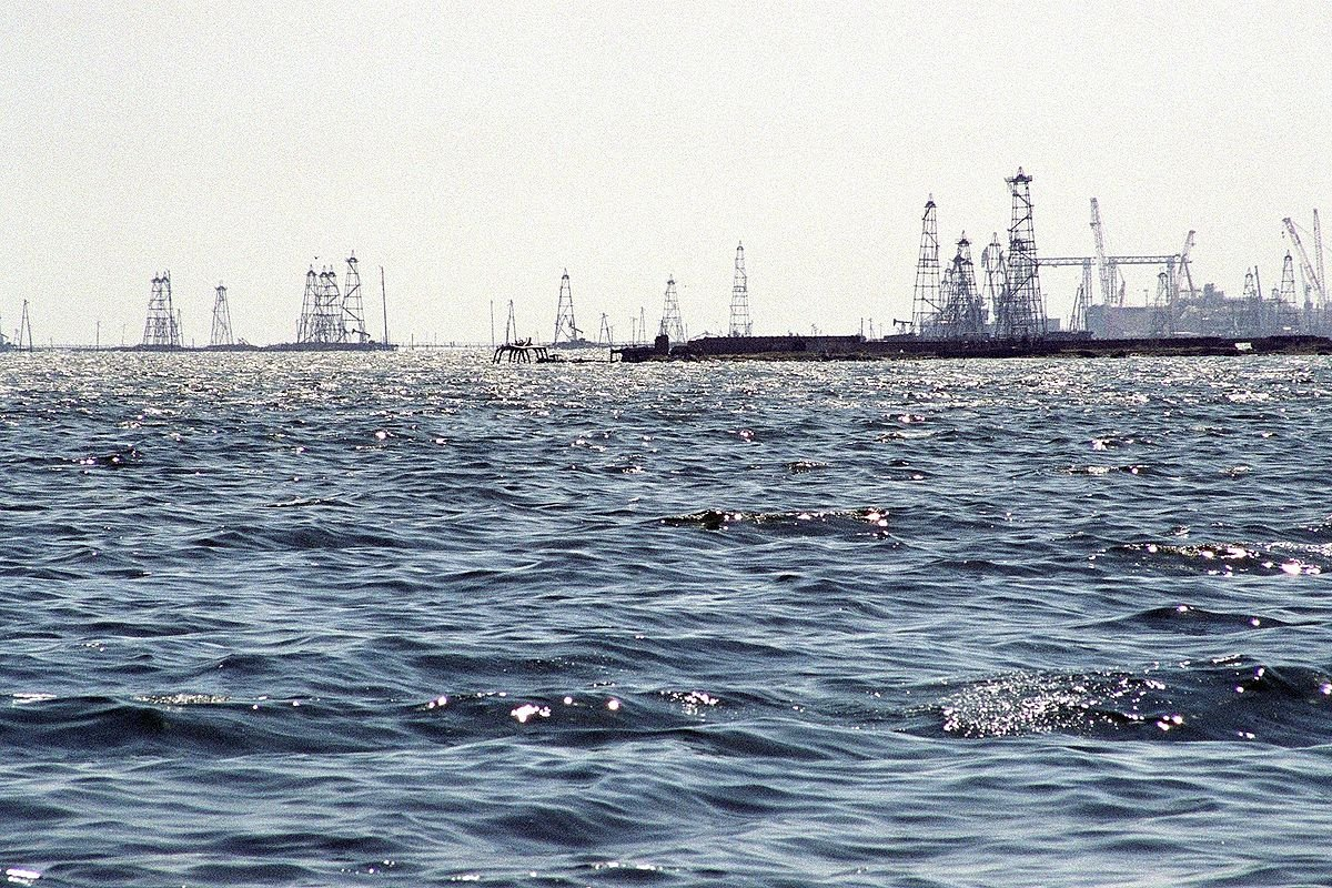 Caspian sea level at lowest in 25 years