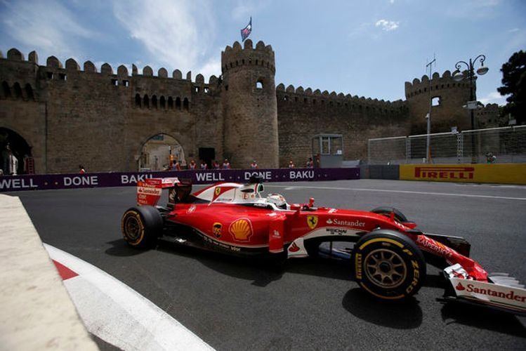 New date for Formula 1 Azerbaijan GP revealed
