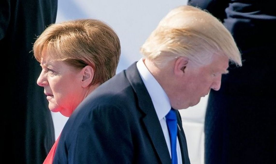 Merkel declines Trump's in-person G-7 summit invitation