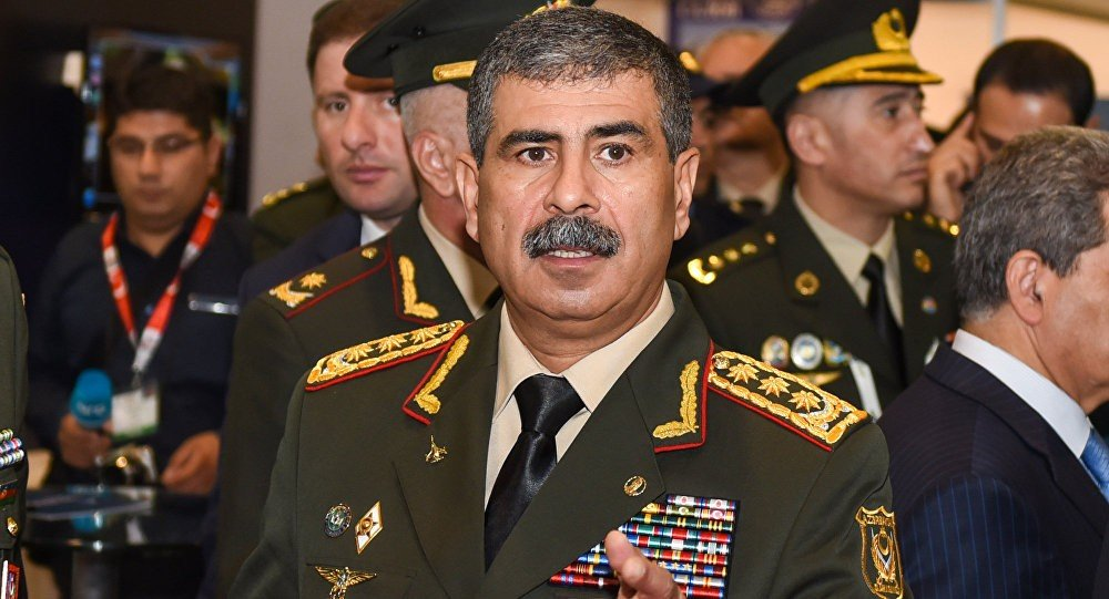 Azerbaijan Defense Minister has been invited to a military parade in Moscow